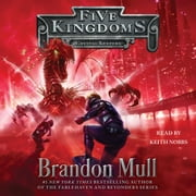 Crystal Keepers audiobook by Brandon Mull