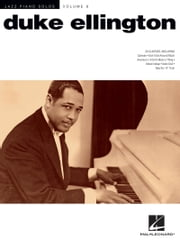 Duke Ellington - Jazz Piano Solos Series ebook by Duke Ellington,Brent Edstrom