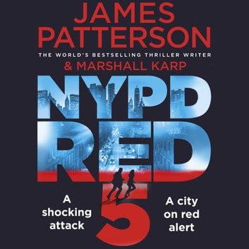NYPD Red 5 audiobook by James Patterson