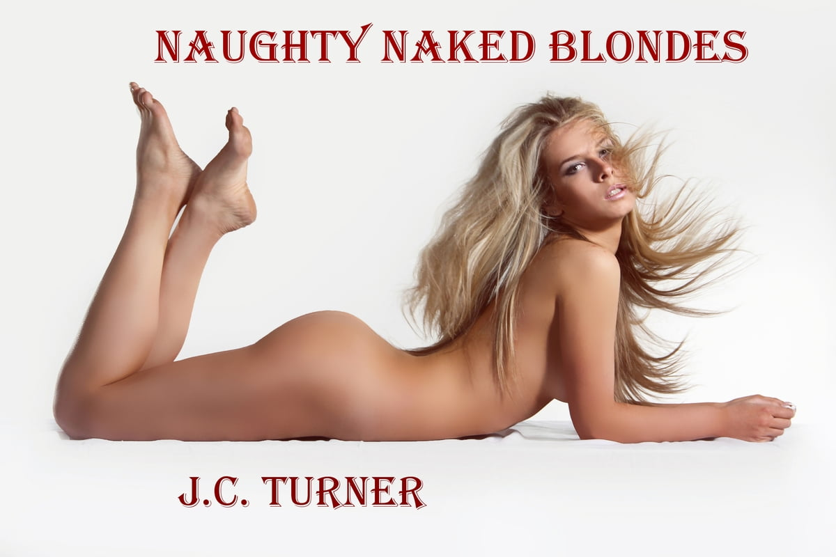 Naughty naked blondes