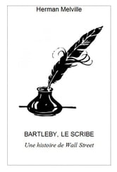 bartleby le scribe ebook by herman melville