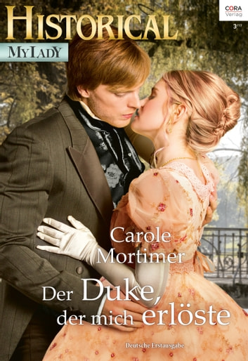 Der Duke, der mich erlöste ebook by Carole Mortimer
