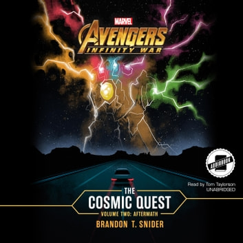 Marvel's Avengers: Infinity War: The Cosmic Quest, Vol  2: Aftermath