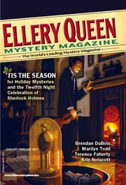 Ellery Queen Mystery Magazine - Issue# 1 - Penny Publications LLC magazine