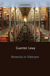 America in Vietnam ebook by Guenter Lewy