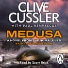 Medusa - NUMA Files #8 audiobook by Clive Cussler, Paul Kemprecos