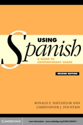 Using Spanish ebook by Batchelor, R. E.