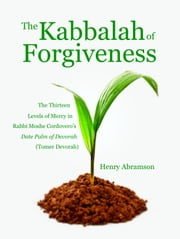 The Kabbalah of Forgiveness ebook by Henry Abramson