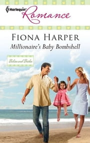 Millionaire's Baby Bombshell ebook by Fiona Harper