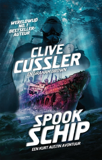 Spookschip ebook by Clive Cussler