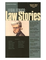 Legal Ethics Stories ebook by Deborah Rhode,David Luban