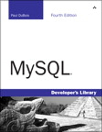 MySQL ebook by Paul DuBois