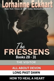 The Friessesns Books 28 - 31 ebook by Lorhainne Eckhart