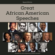 Great African American Speeches - Includes Two Bonus Speeches by Nelson Mandela audiobook by Nelson Mandela, Nelson Mandela, SpeechWorks,...