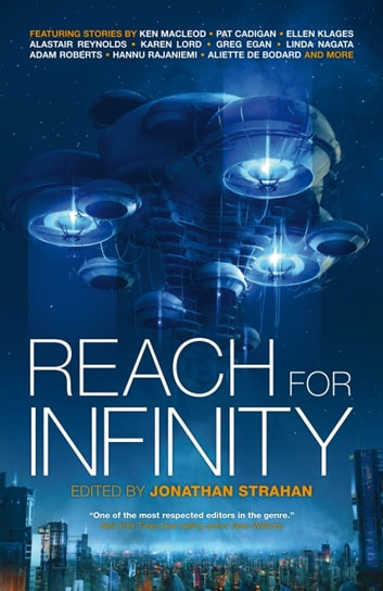 Reach For Infinity ebook by Pat Cadigan,Hannu Rajaniemi