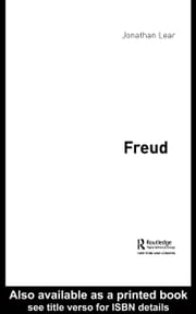 Freud ebook by Lear, Jonathan