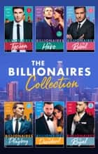 The Billionaires Collection ebook by Carol Marinelli, Maya Blake, Rachael Thomas,...