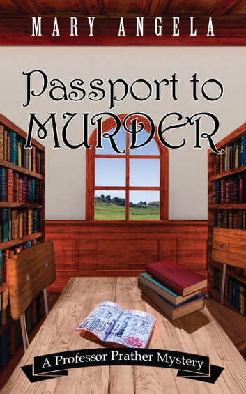 Passport to Murder ebook by Mary Angela