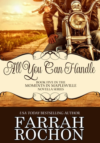 All You Can Handle ebook by Farrah Rochon