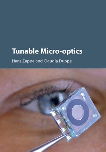 Tunable Micro-optics ebook by