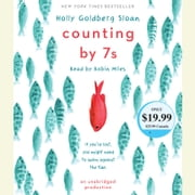 Counting by 7s audiobook by Holly Goldberg Sloan