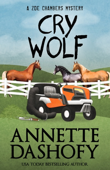 CRY WOLF ebook by Annette Dashofy