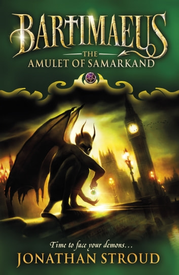 The Amulet Of Samarkand ebook by Jonathan Stroud