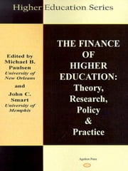 The Finance of Higher Education: Theory, Research, Policy & Practice (ebook) ebook by Kobo.Web.Store.Products.Fields.ContributorFieldViewModel