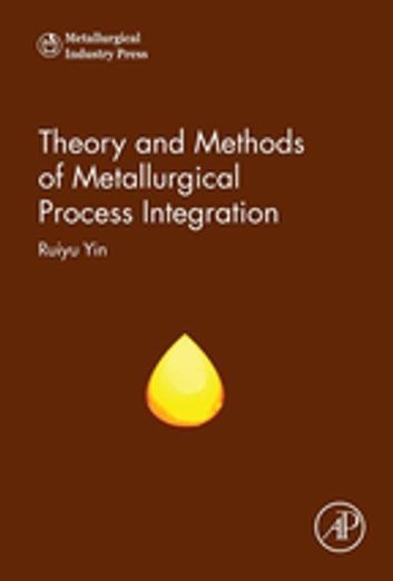 Theory and Methods of Metallurgical Process Integration ebook by Ruiyu Yin