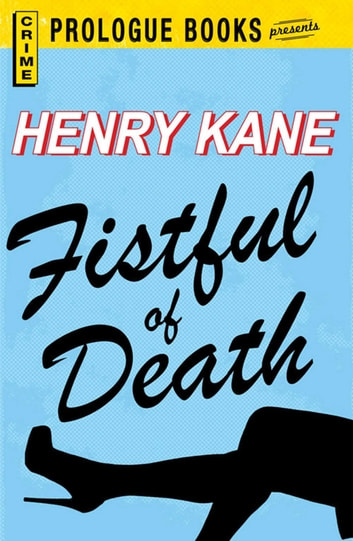 Fistful of Death ebook by Henry Kane