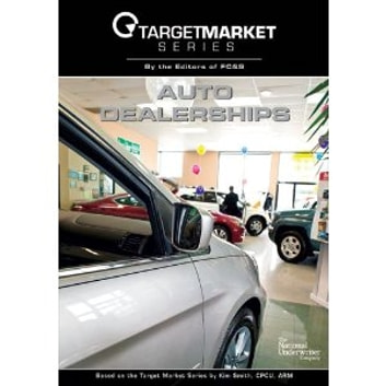 Target Market Series: Auto Dealerships ebook by Kim Smith, CPCU, ARM