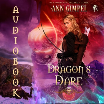 Dragon's Dare - Highland Fantasy Romance audiobook by Ann Gimpel