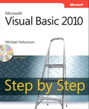 Microsoft Visual Basic 2010 Step by Step ebook by Michael Halvorson