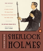 The New Annotated Sherlock Holmes: The Novels (Slipcased Edition) (Vol. 3) ebook by Arthur Conan Doyle,Leslie S. Klinger