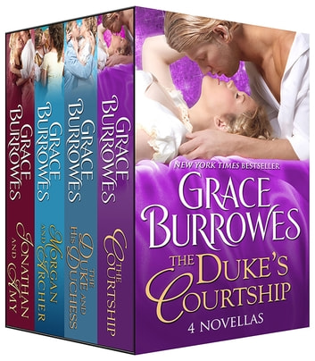 The Duke's Courtship - Four Novellas ebook by Grace Burrowes