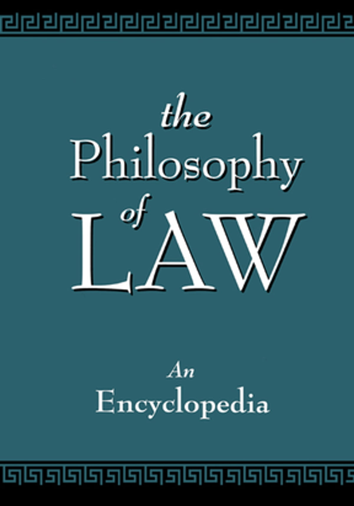 Philosophy of Law
