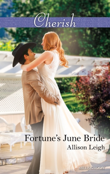 Fortune's June Bride 電子書 by Allison Leigh