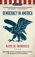 Democracy in America ebook by Alexis de Tocqueville,Vartan Gregorian,Richard C. Heffner