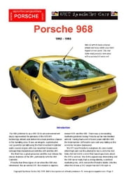 Porsche 968 Buyer's Guide ebook by Mellor, Chris