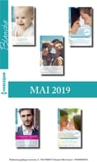 10 romans Blanche + 1 gratuit (n°1426 à 1430 - Mai 2019) ebook by Collectif