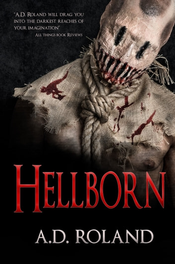 Hellborn ebook by Ashley Roland