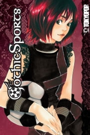 Gothic Sports #3 ebook by Anike Hage
