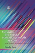 Surviving the Special Educational Needs System - How to be a 'Velvet Bulldozer' ebook by Sandy Row