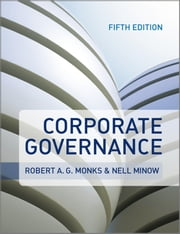 Corporate Governance ebook by Robert A. G. Monks,Nell Minow