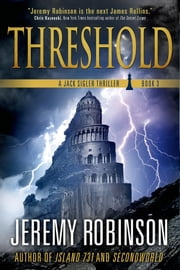 Threshold ebook by Jeremy Robinson