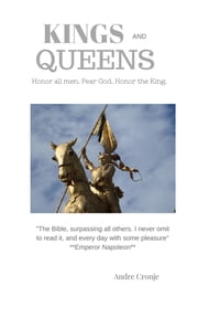 Kings and Queens ebook by Andre Cronje