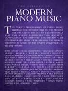 The Library of Modern Piano Music ebook by Amsco Publications