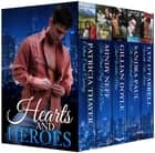Ebook Hearts and Heroes (Box Set) di Lyn O'Farrell,Patricia Thayer,Mindy Neff,Gillian Doyle,Sandra Paul