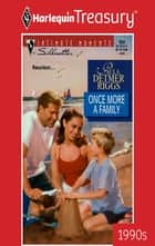 Once More a Family ebook by Paula Detmer Riggs