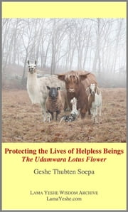 Khen rinpoche geshe thubten chonyi ebook and audiobook search protecting the lives of helpless beings the udamwara lotus flower ebook by geshe thubten soepa fandeluxe Gallery